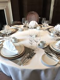Informal Table Setting by A Guide To Silver Service Table Settings Polo U0026 Tweed