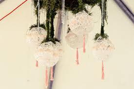 Diy Vintage Chandelier Vintage Diy Wedding Ruffled