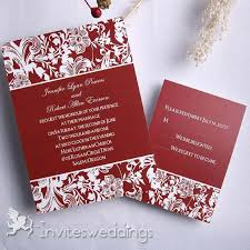 Cheap Wedding Invitations Online Perrymanxyu Perrymanxyu Red Wedding