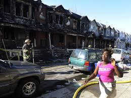 philadelphia row house fire kills 4 children new hampshire