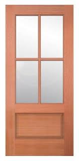 Solid Maple Interior Doors 36 In X 84 In Prairie Maple Veneer 9 Lite Solid Wood Interior