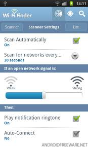 android finder wifi finder free android app android freeware