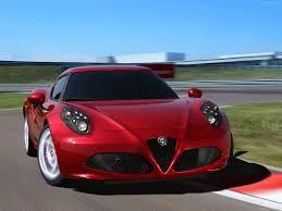 Cars Under 25000 Alfa Romeo 4c 2014 Pictures Information U0026 Specs