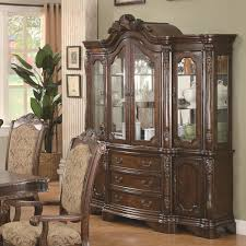 China Cabinet And Dining Room Set China Cabinet Modern Dining Table Room Sets White Glass 73 R Igf Usa