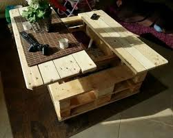 How To Make Wine Crate Coffee Table - wine crate coffee table homestead u0026 survival