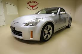 nissan 350z for sale 2007 nissan 350z grand touring roadster super clean low miles