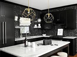 black kitchen backsplash luxury black marble kitchen backsplash tiles with white countertop