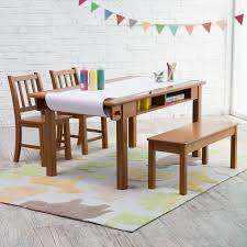 melissa and doug table and chairs melissa doug solid wood table