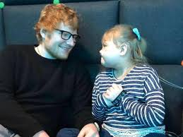 Ed Sheeran Ed Sheeran Gives Terminally Ill 11 Year A Signed Guitar To