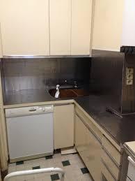 cuisine dunkerque inversion de la salle de bain et de la cuisine d un 3 pièces rue de