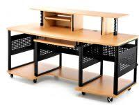 Omnirax Presto 4 Studio Desk Best Studio Desks As Of June 2017 Homestudiomaven