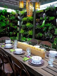 Restaurant Patio Design Ideas by How To Build A Wood Pergola Hgtv