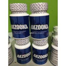 4 bottles bazooka pills 60 capsules end 7 20 2019 9 22 am