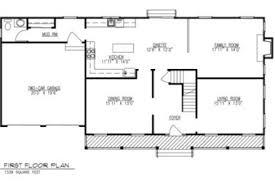 colonial floor plans 35 colonial open floor house plans colonial open floor plans