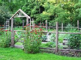 Fence Ideas For Small Backyard by Best 25 Garden Fences Ideas On Pinterest Fence Garden Garden