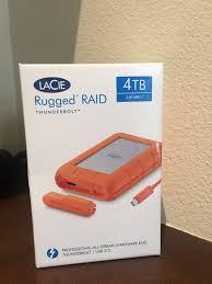 Rugged Lacie Hard Drive Lacie Rugged Raid Thunderbolt And Usb 3 0 4tb External Hard Drive