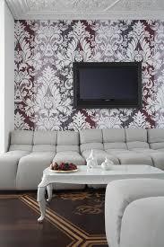 wohnzimmer tapeten gestaltung 30 ideen für zimmergestaltung im barock authentisch und modern