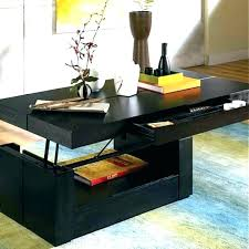 flip top coffee table lift up top coffee table coffee table with storage and lift top s