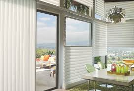 Window Covering Ideas For Sliding Glass Doors by 7 Ideal Window Treatments For Patio And Sliding Glass Doors