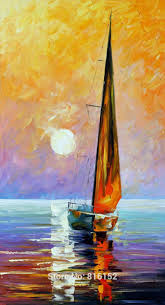 Sailboat Home Decor Best 25 Sailboat Painting Ideas On Pinterest Sunset Painting