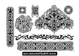 tribal band danielhuscroft com tribal arm band tattoos for mens