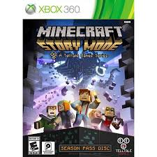 minecraft story mode season disc xbox one walmart com
