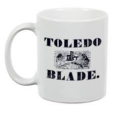 Coffe Mug by Blade Printing Press Coffee Mug U2014 The Blade Vault
