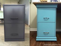 Diy Desk With File Cabinets by Desk Filing Cabinet Metal File Cabinet Desk Diy Vintage File