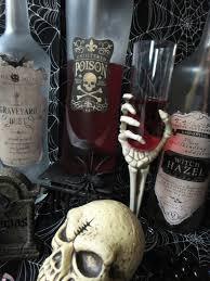 halloween goblets worth pinning halloween bottles poison witch hazel witch u0027s