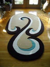 Shaped Area Rugs Shaped Rugs Swirl Rugs Rug Rats