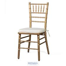 gold chiavari chair chairs seating details event staging