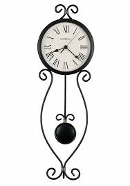 black wrought iron table clock howard miller wrought iron framed aged dial black wall clocks 625495