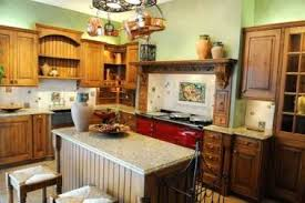 Ideas For Country Kitchens 20 Country Kitchen Red Cabinets French Design Kitchen Country