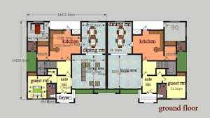 bedroom ground floor plan outstanding charming garage apartment