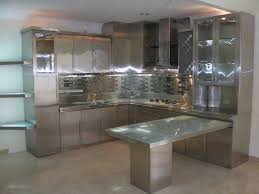 chrome kitchen cabinets home decoration ideas