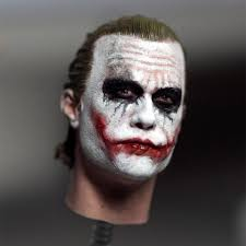 miscellaneous subject joker u0026 s5 rick grimes painted heads