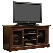 Entertainment Storage Cabinets Cherry Wood Tv Stand Media Console Entertainment Center Storage