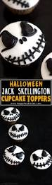 jack skeleton halloween halloween jack skellington cupcake toppers video tutorial
