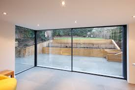 ideas for modern glass sliding door design as excerpt contemporary