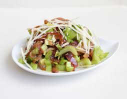 celery and red onion salad recipe