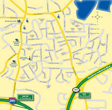 Atlanta Maps by Location U0026 Maps Dunwoody North Civic Association