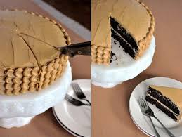 vegan double layer chocolate cake with coffee buttercream u2022coffee