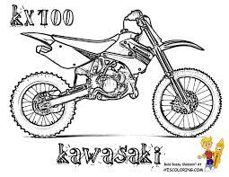 rough rider dirt bike coloring pages dirt bike free dirt