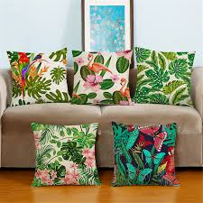 b home decor furniture office flamingo decoration embroidered pillow font b