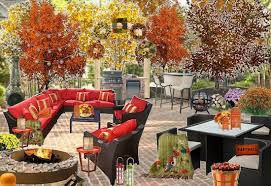 outdoor entertaining olioboard inspiration festive fall outdoor entertaining ideas