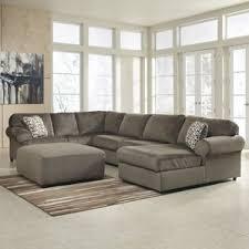 microfiber chaise sofa microfiber sectional sofas you u0027ll love wayfair