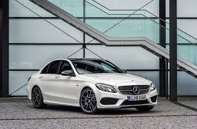 mitsubishi amg mercedes c450 amg 4matic 2015 review by car magazine