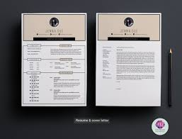 Two Page Resume Example Modern 2 Page Resume Template On Behance