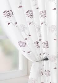 curtains tiebacks lavender green nylon