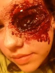 special fx makeup special fx makeup carl grimes eye wound by xxpencilxstrokesxx on